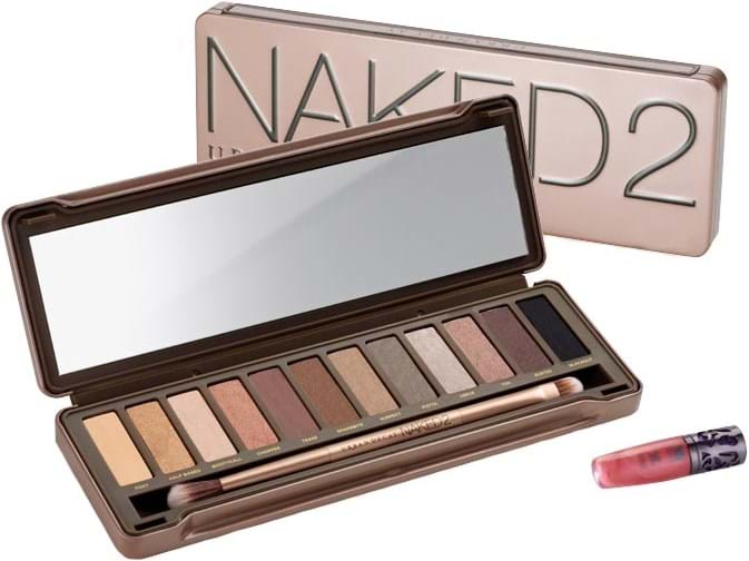 Urban Decay Naked 2 Palette-3895