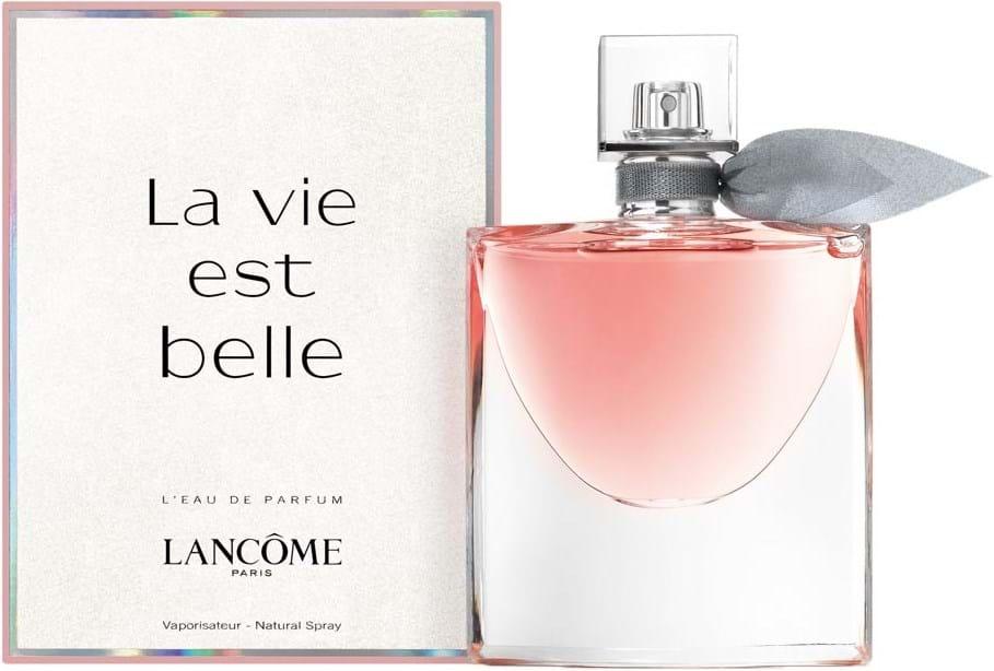 lanc me la vie est belle eau de parfum 100 ml