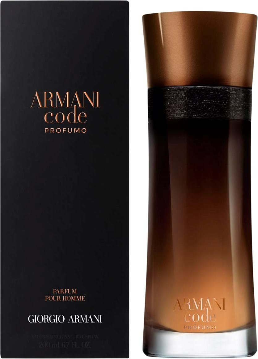fc4b45345a4d7 Giorgio Armani Giorgio Armani Armani Code Profumo Eau de Parfum 200 ml