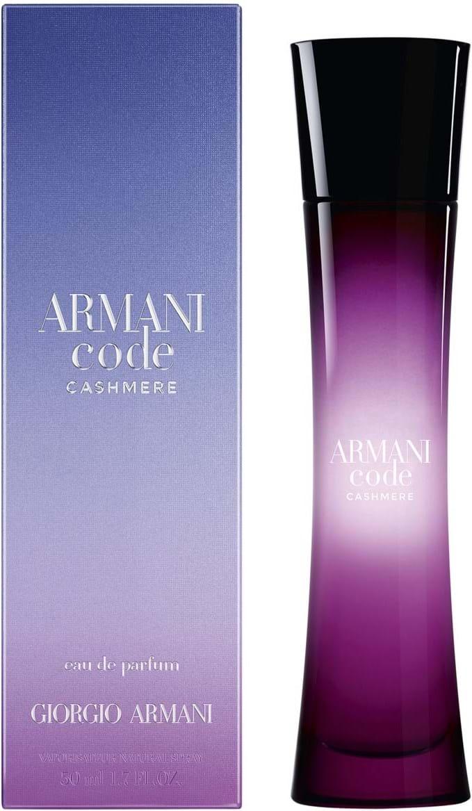 624c27d49f5c Giorgio Armani Code Cashmere Eau de Parfum 50 ml