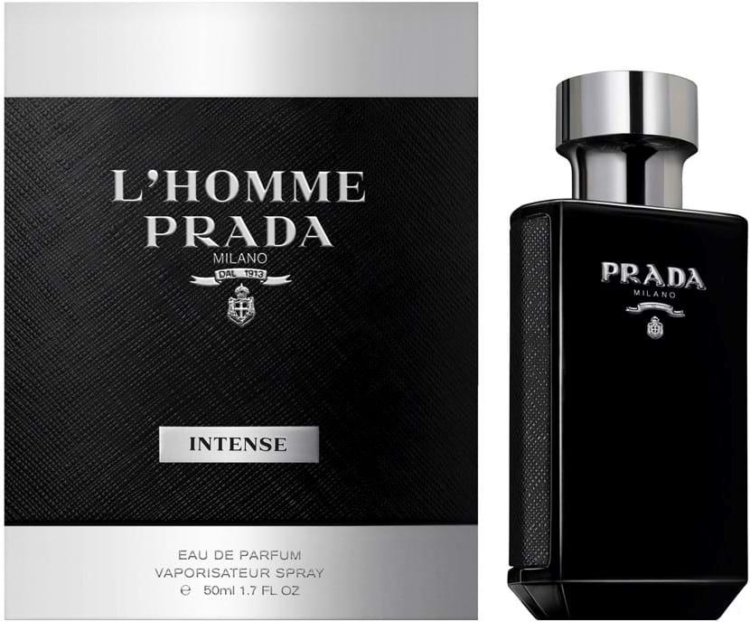 5744059a9eb6 Prada L Homme Eau de Parfum Intense 50 ml