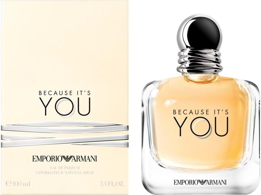 00ece31cbfd24 Giorgio Armani Giorgio Armani Emporio Armani You Because It s You Eau de  Parfum 100 ml