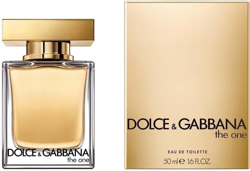 Dolce   Gabbana Dolce   Gabbana The One Eau de Toilette 50 ml 9e9943b4e7d3