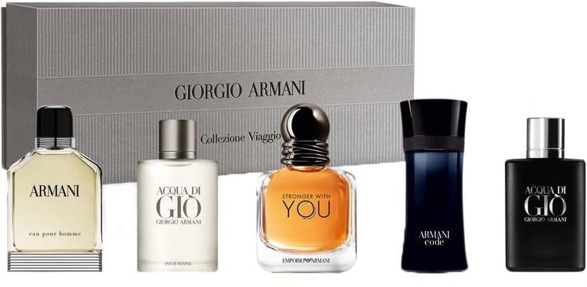 Giorgio Armani Coffret. product 6ffdca291d74