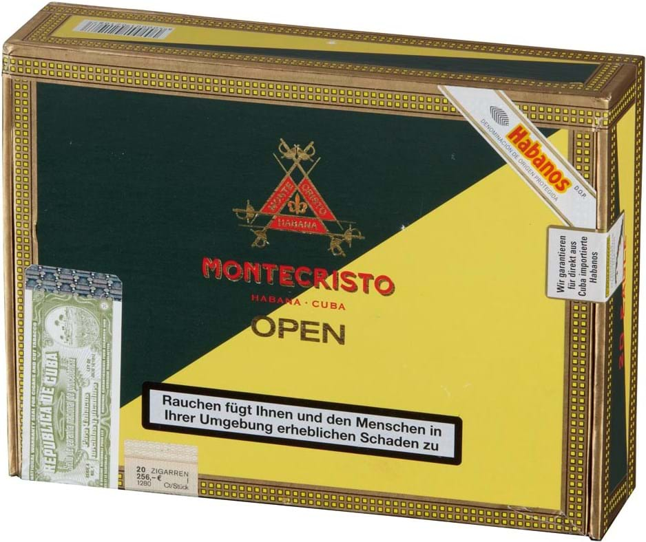 Montecristo Open Eagle 20s