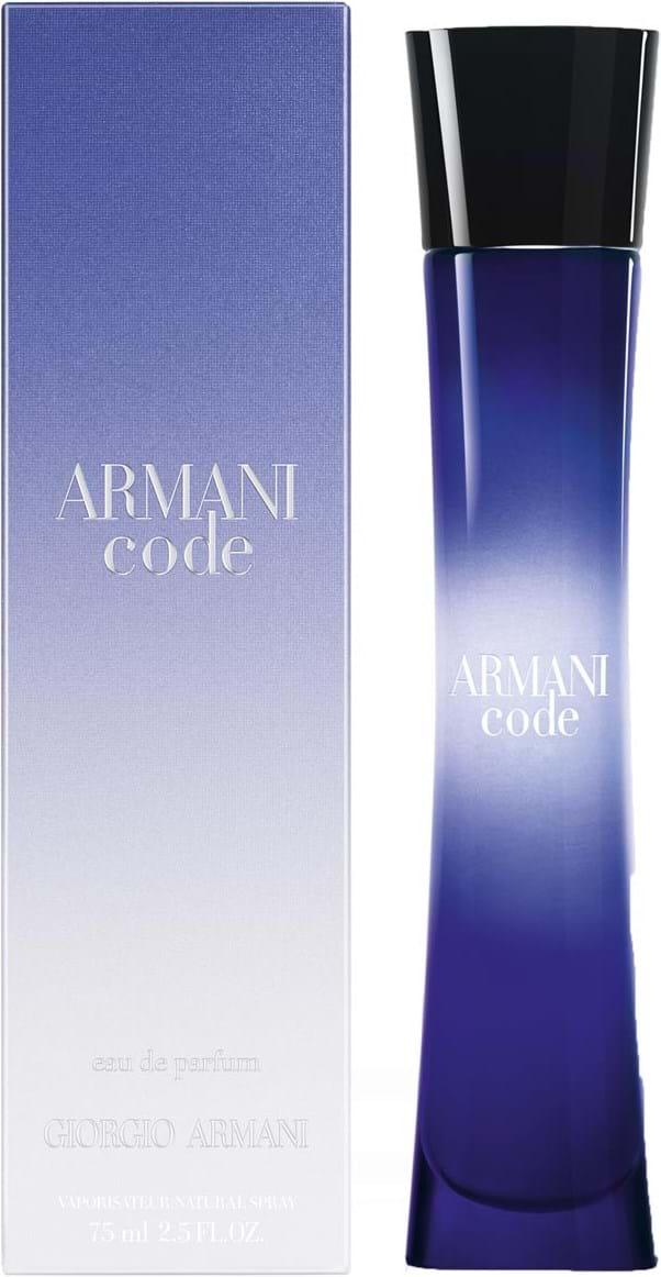 Giorgio Armani Code Pour Femme Eau de Parfum 75 ml. product 03c5d6ae67a8
