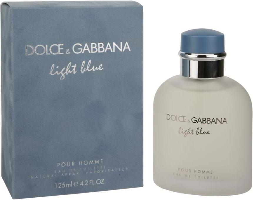 9f69c4803ac43 Dolce   Gabbana Light Blue Pour Homme Eau de Toilette 125 ml. product