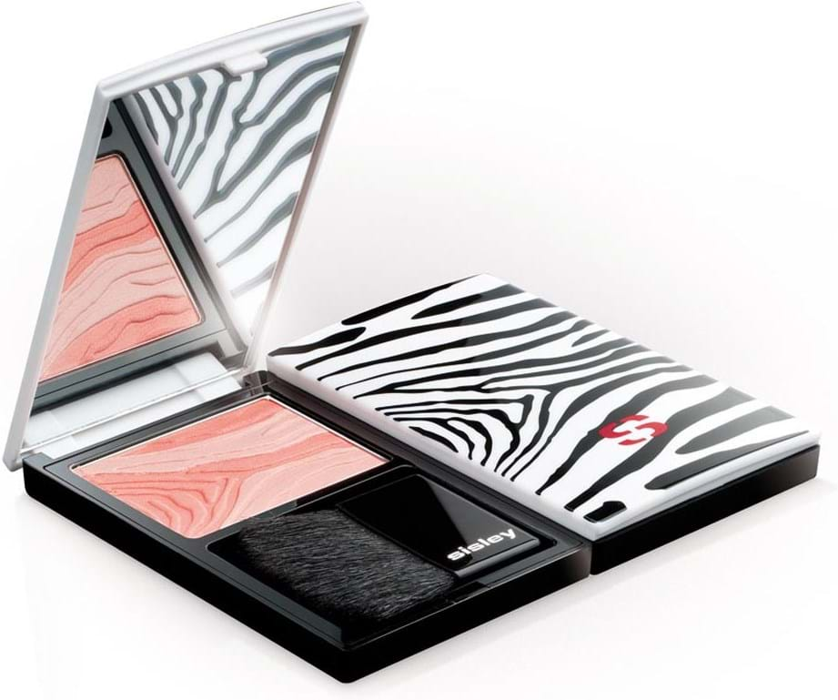 Sisley Phyto Blush Eclat Zebra Blusher N°5 Pinky Coral