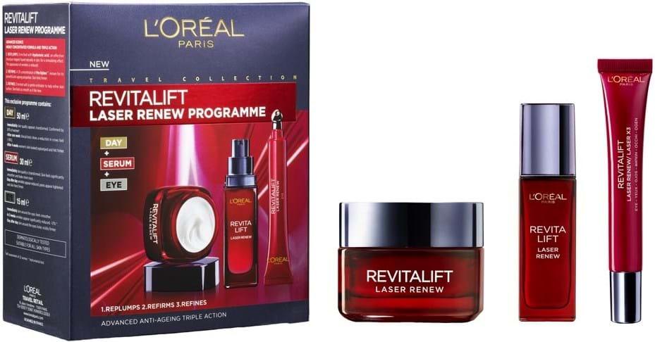 L'Oréal Paris Revitalift Laser Programme Set