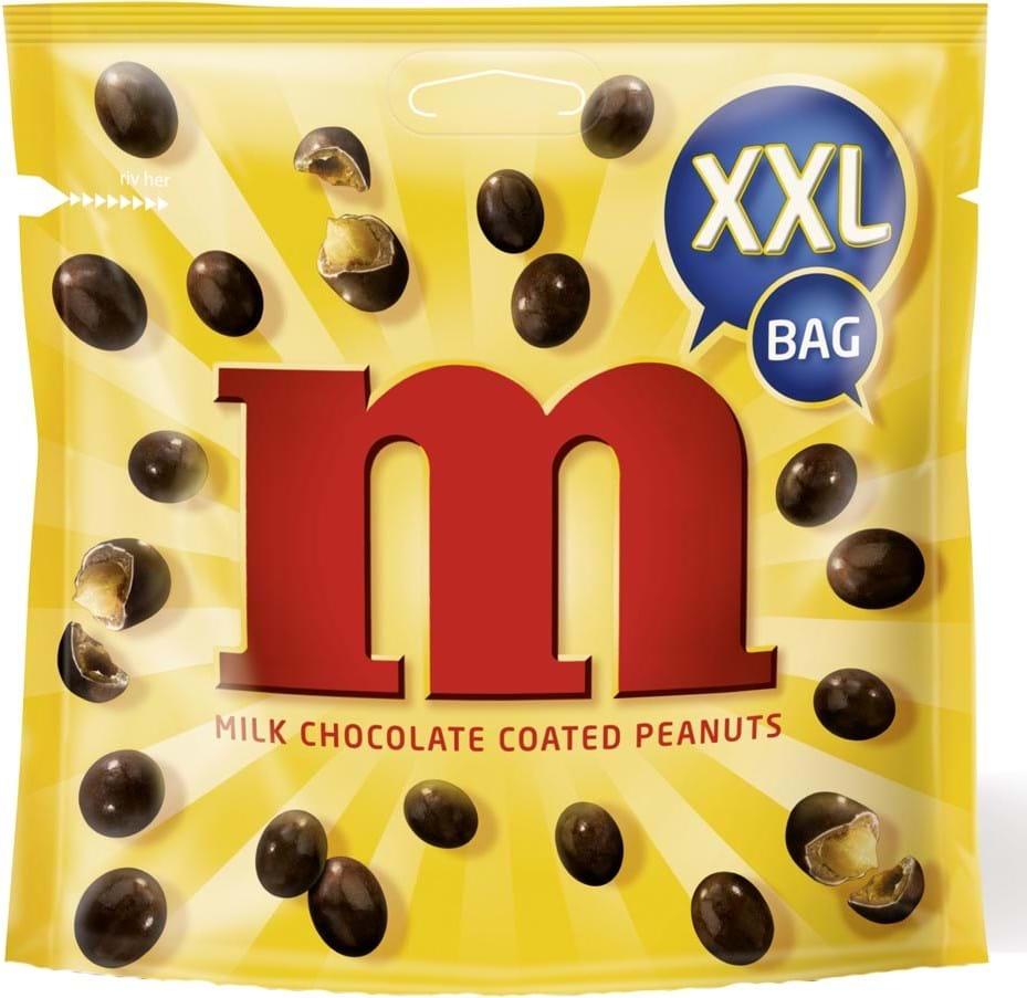M Peanuts, 350g