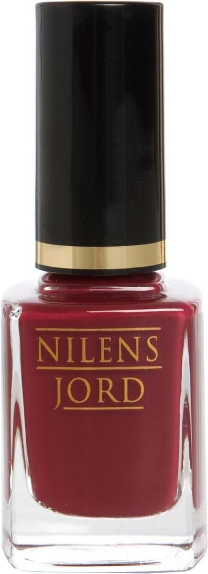 Nilens jord Nail Polish N° 690 Deep Cherry 12 ml