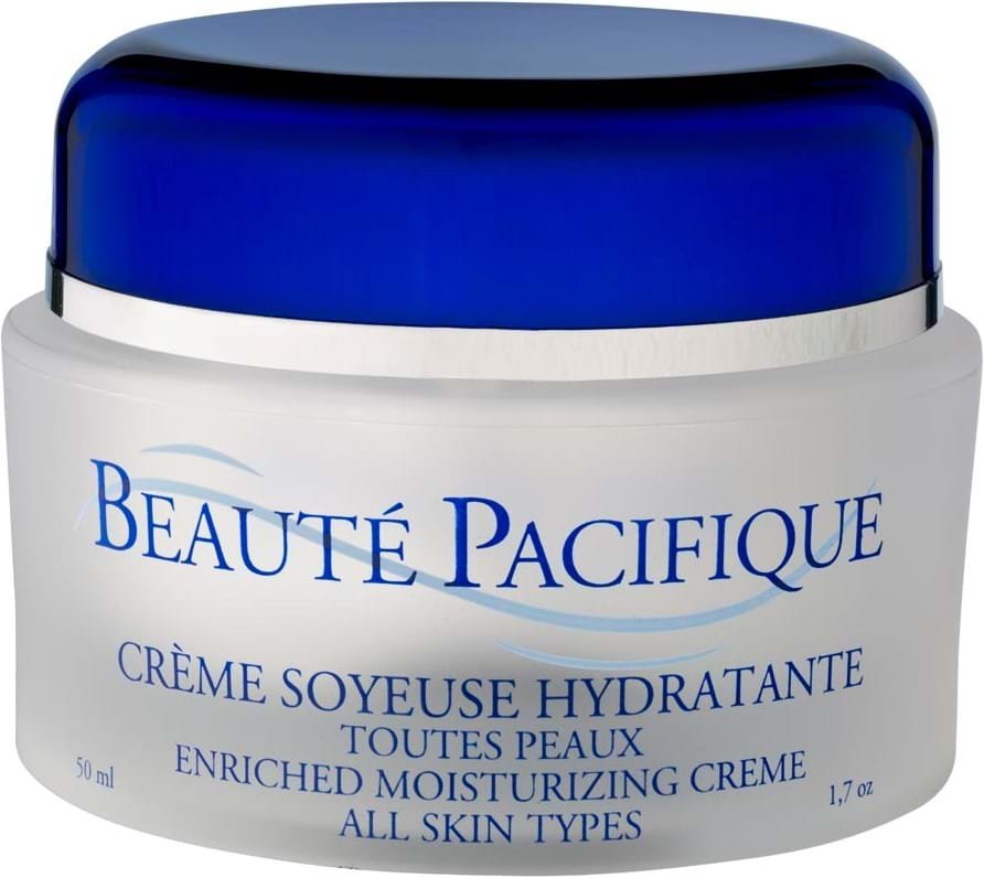 Beauté Pacifique Enriched Moisturizing Cream for all skin types 50 ml