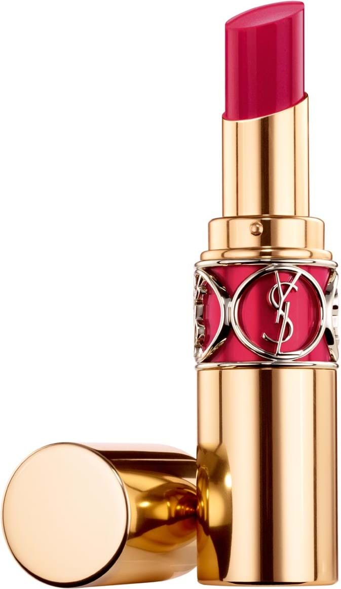 Yves Saint Laurent Rouge Volupte N° 5 Fuschia in excess