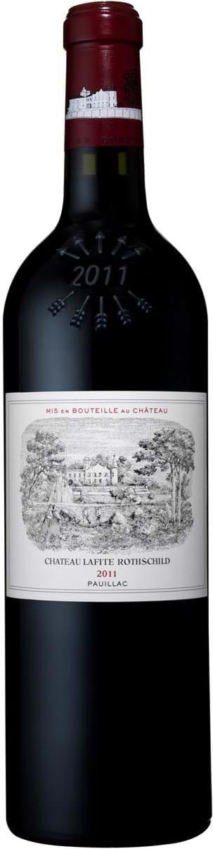 Château Lafite-Rothschild, Pauillac, AOC, 1er Grand Cru Classé en Médoc, tør, rød, 0,75L