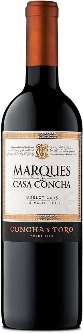 Concha y Toro, Marqués de Casa Concha, Merlot, Peumo, DO, dry, red 0.75L