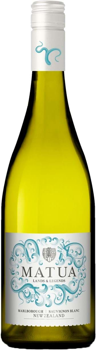Matua Lands & Legends Marlborough Sauvignon Blanc 2013 0,75L