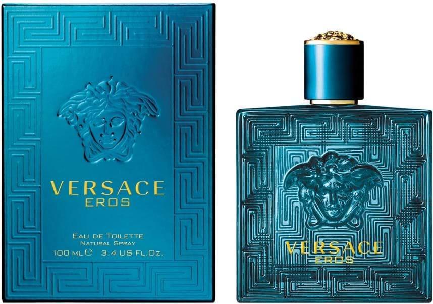Versace Eros Eau de Toilette 100 ml