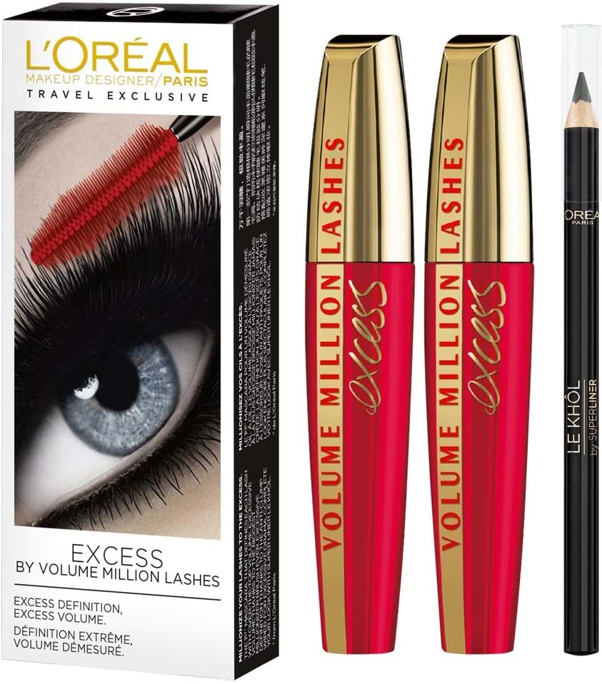 L'Oréal Paris Volume Million Lashes Excess Duo Set