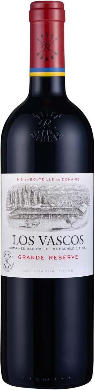 Domaines Barons de Rothschild, Los Vascos, Grande Réserve, dry, red, 0.75L
