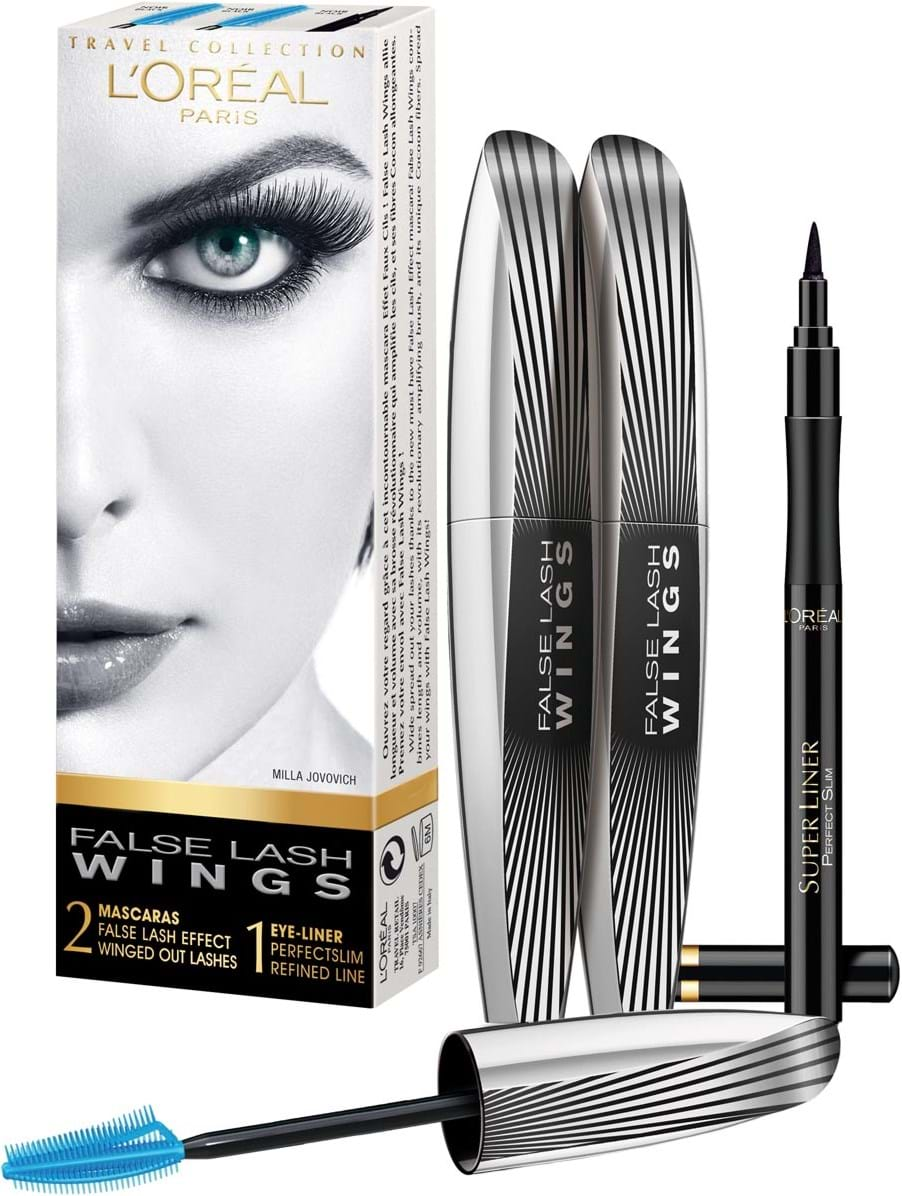 L'Oréal Paris False Lash Wings Mascara Duo-sæt