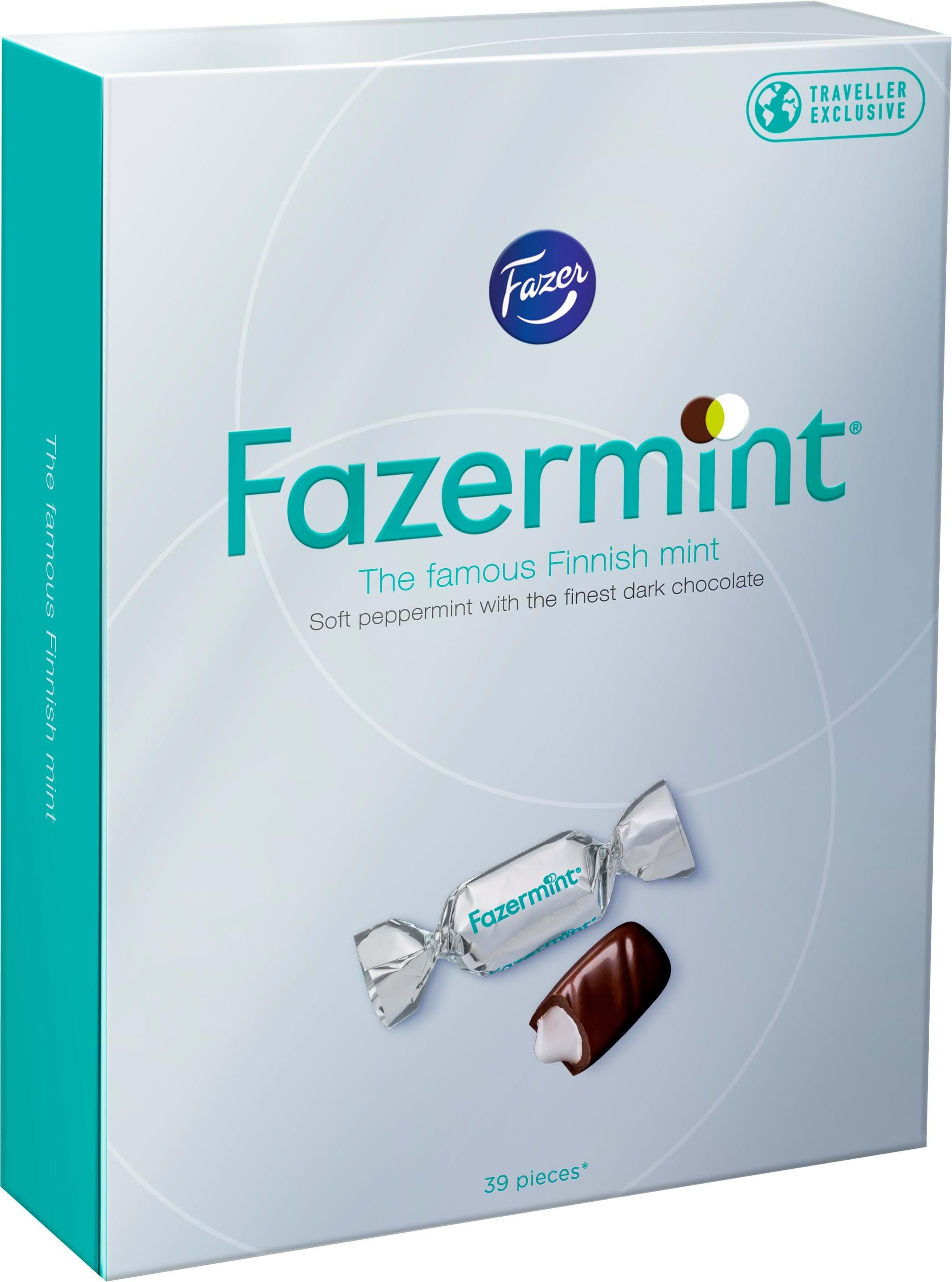 Fazermint Travel Box 300g