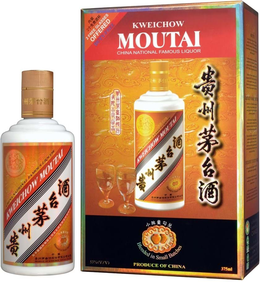 Kweichow Moutai 53% 0.375L