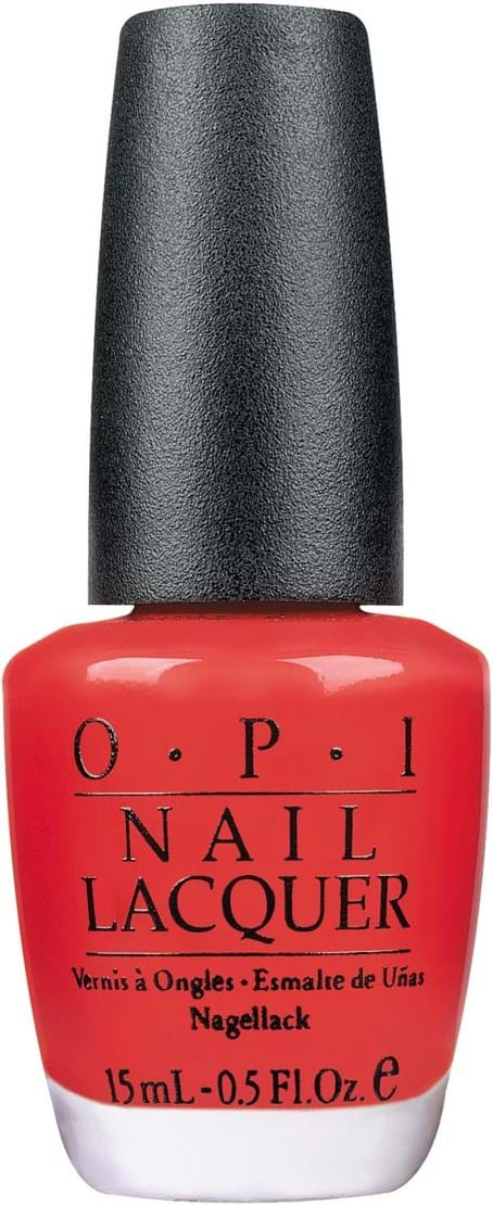 OPI Classic Collection Nail Lacquer N° NL L64 Cajun Shrimp 15 ml