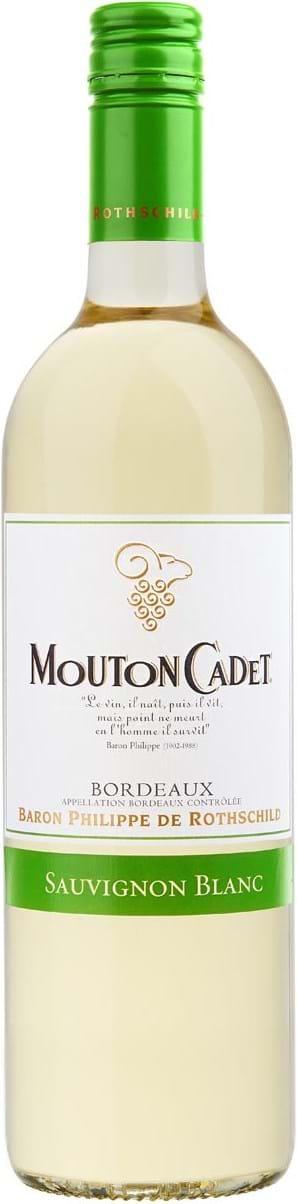 Baron Philippe de Rothschild, Mouton Cadet, Sauvignon Blanc, Bordeaux, (skruelåg) 0,75L