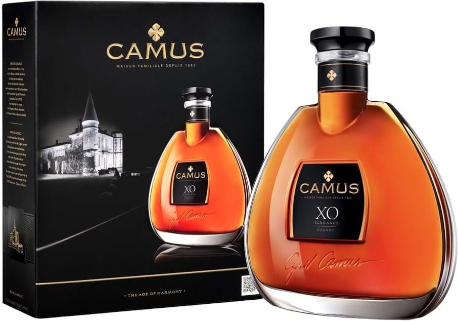 Camus XO Elegance 40% 1L gaveæske