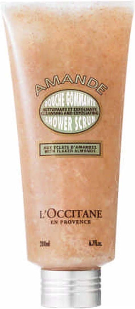 L'Occitane en Provence Almond Shower Scrub 200 ml