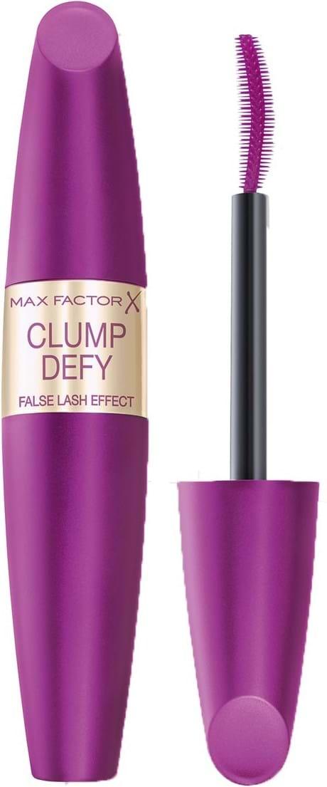 Max Factor Clump Defy Mascara Black