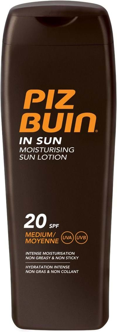 Piz Buin In Sun Moisturizing Lotion SPF20 200 ml