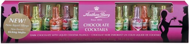Anthon Berg Chocolate Cocktails, 26 stykker, 400g