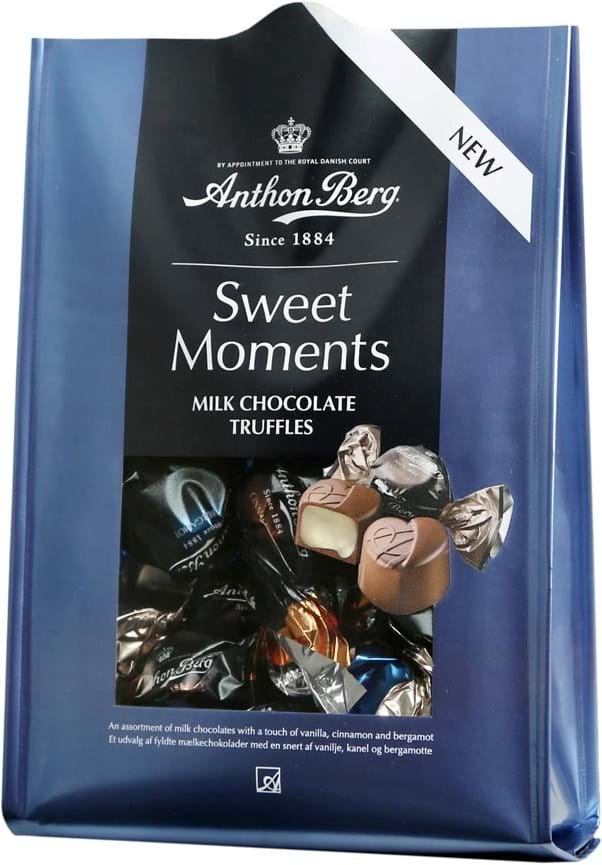 Anthon Berg Sweet Moments Milk Bag 162g