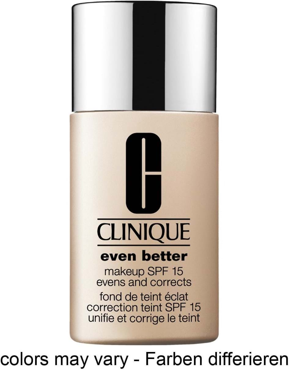 Clinique Even Better Make-up SPF 15-foundation N° 13 amber