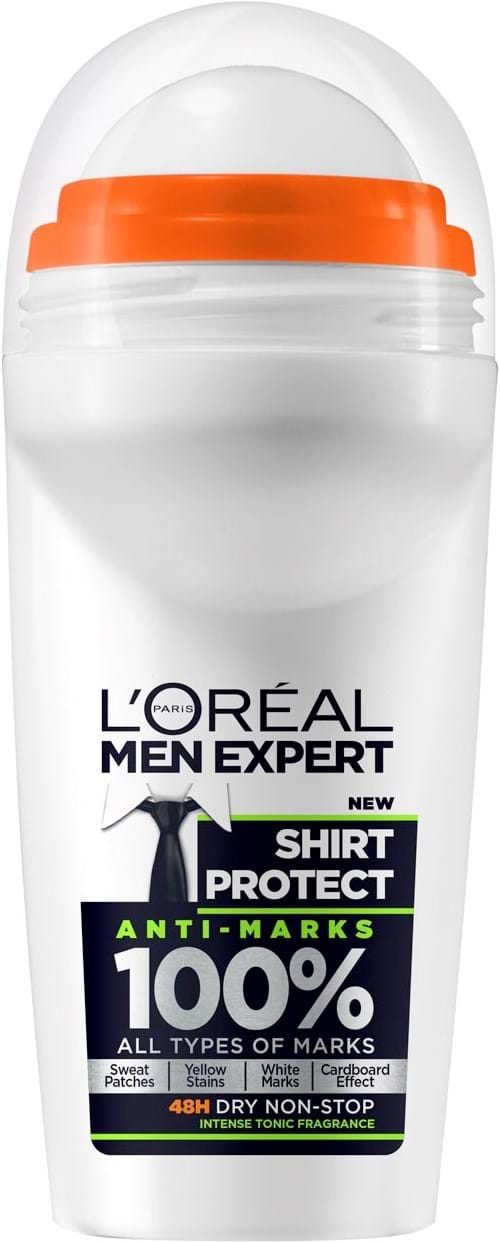 L'Oréal Paris Men Expert Anti-Marks Long Lasting Fresh Green Deo Roll-On 50 ml