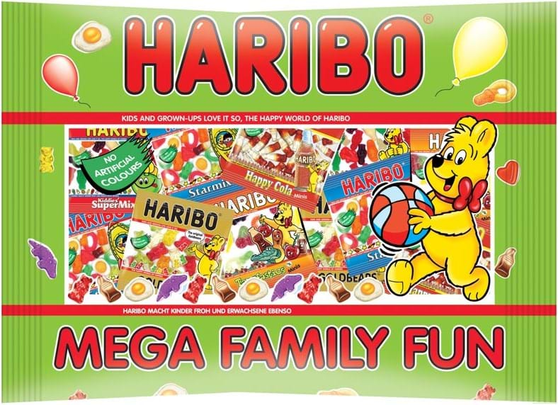 Haribo Super Party 750g