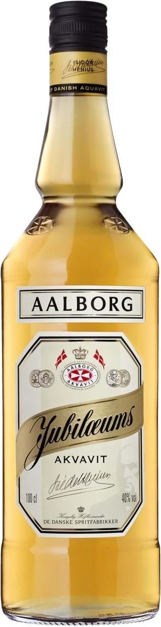 Aalborg Jubilaeums Akvavit40% 1L*