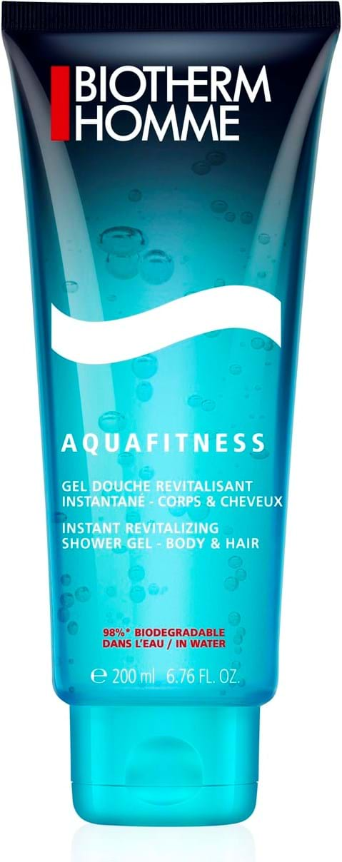Biotherm Homme AquaFitness Shower Gel for Skin and Hair 200 ml