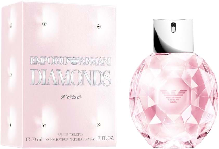 Giorgio Armani Emporio Diamonds Rose Eau de Toilette 50 ml