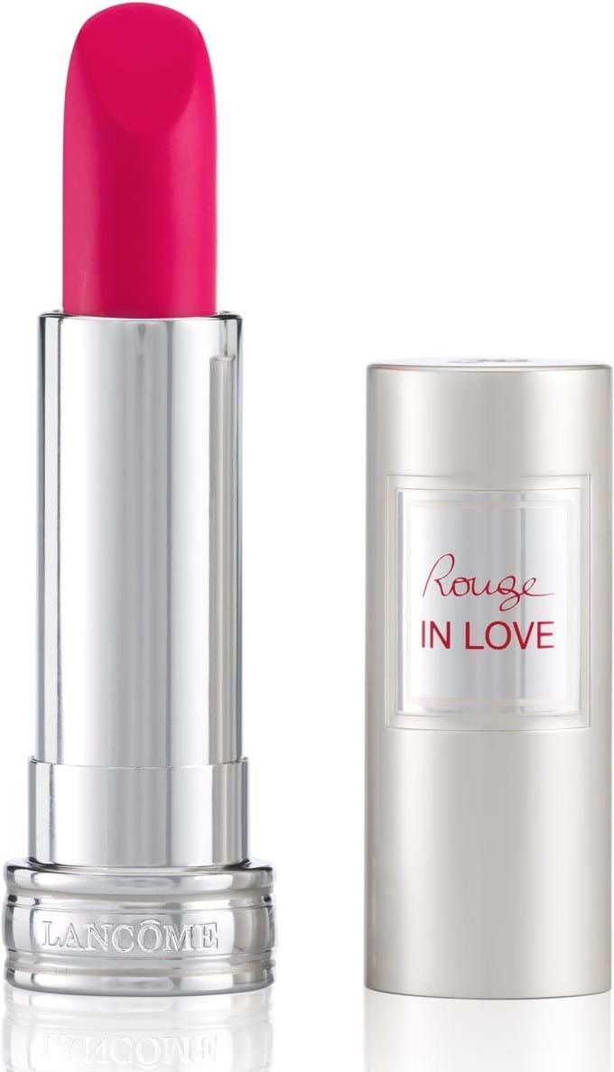 Lancôme Rouge in Love Lipsticks N°375N Rose me rose me not!