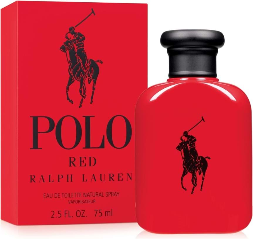 Ralph Lauren Polo Red Eau de Toilette 75 ml