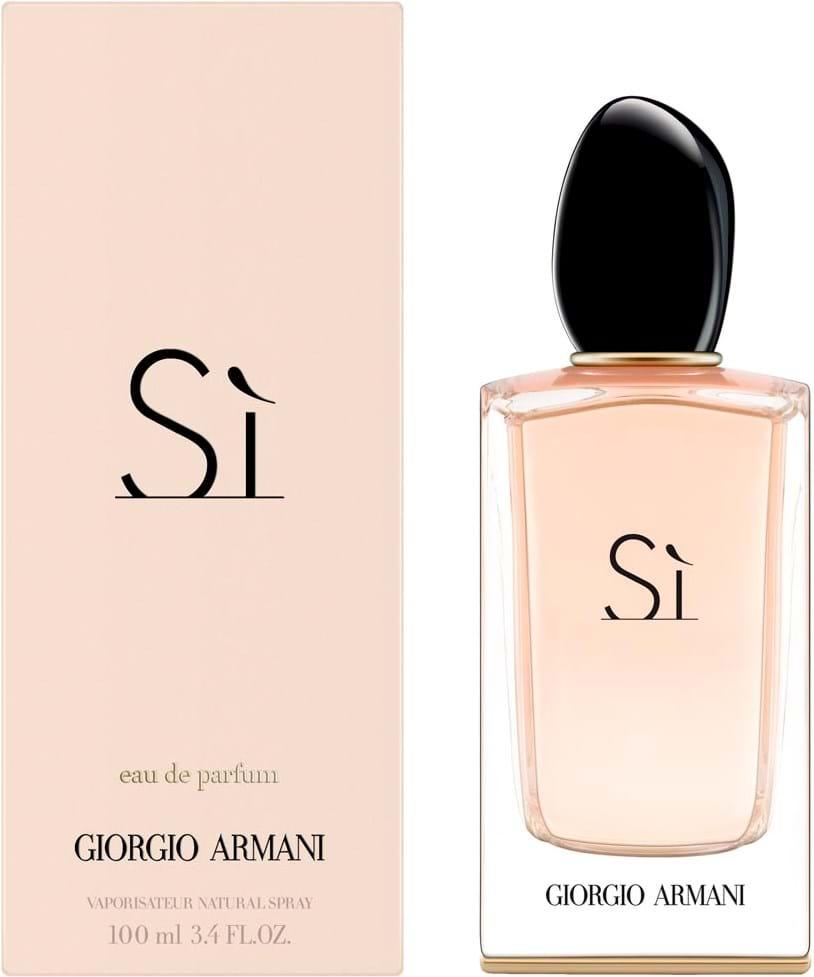 Giorgio Armani Sì Eau de Parfum 100ml