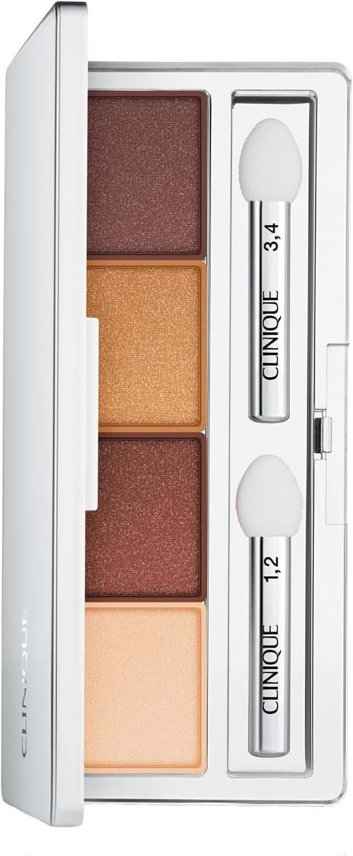 Clinique All About Shadow Quad Eye Shadows Morning Java