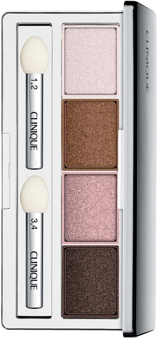 Clinique All About Shadow Quad Eye Shadows - Pink Chocolate