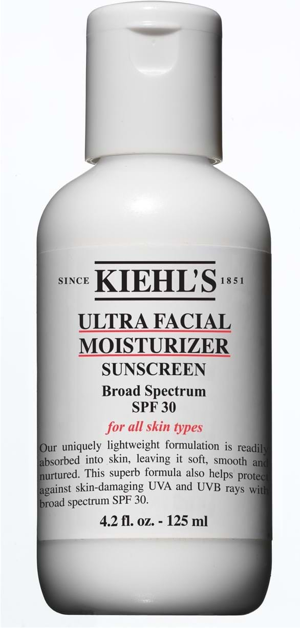 Kiehl's Ultra Facial Moisturizer Sunscreen SPF30 125 ml