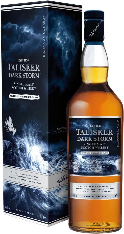 Talisker Dark Storm 45,8% 1L