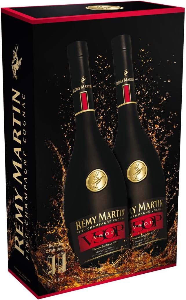 Rémy Martin VSOP Twinpack 40% 2 x 1L