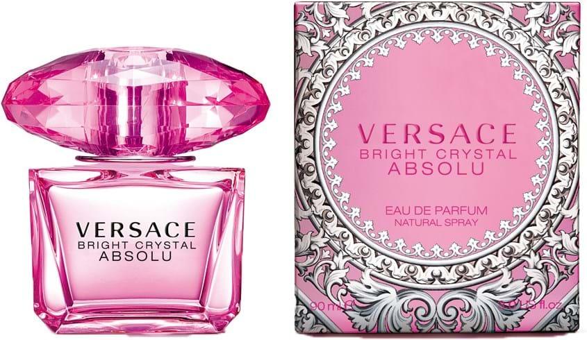 Versace Bright Crystal Absolu Natural Eau de Parfum 90 ml