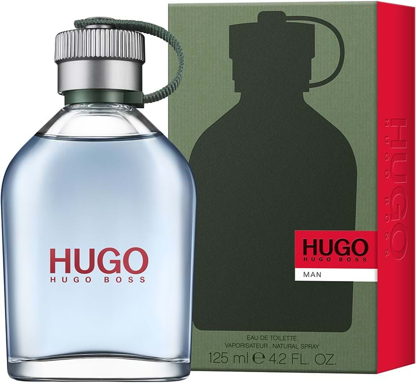 Boss Hugo Man Eau de Toilette 125 ml